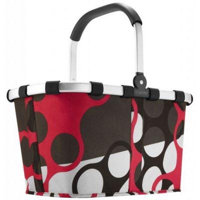 Reisenthel Foldable Carrybag in Rings Design