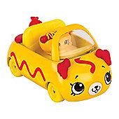 Shopkins Cutie Cars Single Pack - Hotdog Hotrod