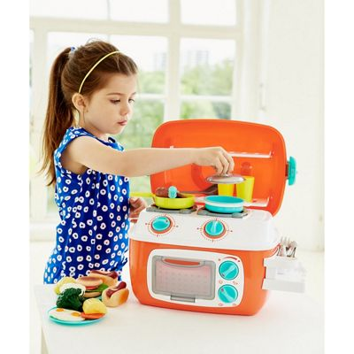 Buy ELC Mini Sizzling Kitchen from our Toy Kitchen range - Tesco