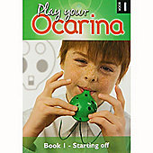 Poly-Oc 71.L16 Play Your Ocarina Book 1