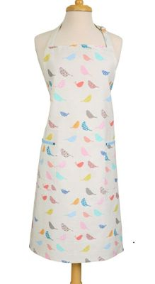 Dexam Little Birds Adult Apron