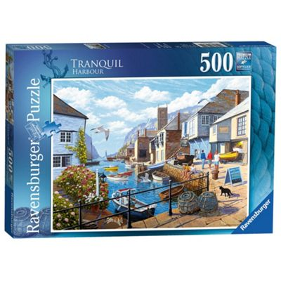 Tranquil Harbour - 500pc Puzzle