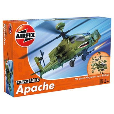 Airfix Quick Build Apache Model Set