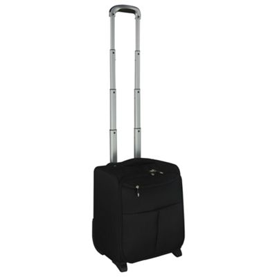 Tesco Whizz Cabin 2 Wheel Suitcase