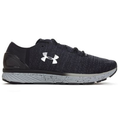 Under Armour Charged Bandit 3 Mens Running Trainer Shoe Grey - UK 7