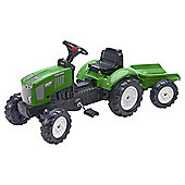 Falk Pedal Tractor And Trailer Ride on