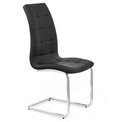 York Dining Chair Black