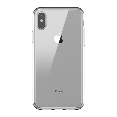 Griffin GB43805 Reveal PolyCarbonate & TPU Case Cover│Slim│Hybrid│iPhone X│Clear│