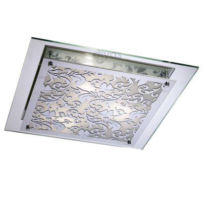 Roveta Ceiling/Wall Lamp 3 Light Polished Chrome