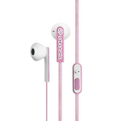 Urbanista San Francisco Earphones - Pink Paradise