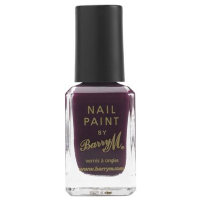 Barry M Nail Paint 356 Berry Cosmo 10Ml