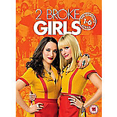 2 Broke Girls: Seasons 1-6 Dvd