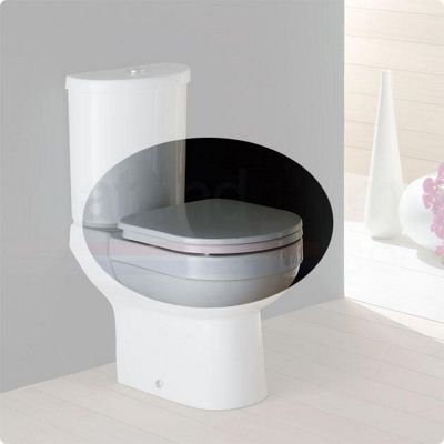 RAK Charlton Plastic Toilet Seat