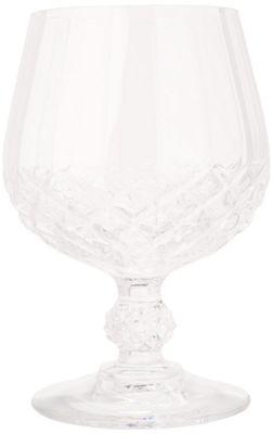 Cristal d´Arques, Longchamp Cognac/Brandy, Glasses, 320ml, Set of 6