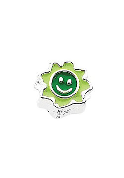 Amore & Baci Junior Green Sun Bead