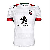 BLK Sport Toulouse Rugby Training Tee 16/17 - White - White