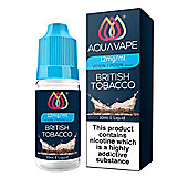 British Tobacco E-Liquid - 12mg
