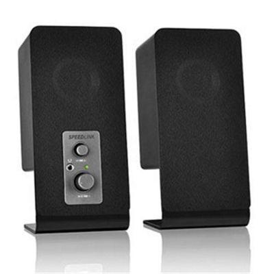 SPEEDLINK Event USB PC Stereo Speaker SL-8005-SBK