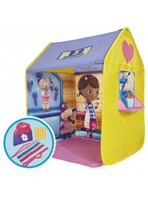 Doc McStuffins Feature Pop Up Wendy Tent Playhouse