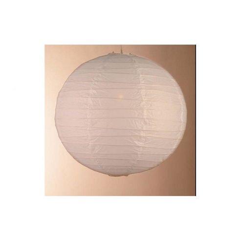 Loxton Lighting Ivory Paper Lantern - 40cm