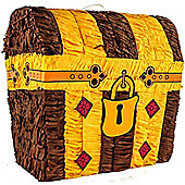 Treasure Chest Pinata - 31cm tall