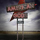 American Gods 2018 Square Calendar 30 x 30cm