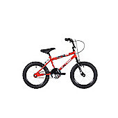 "Ndecent Flier Red 16"" Freestyle Junior Bmx"