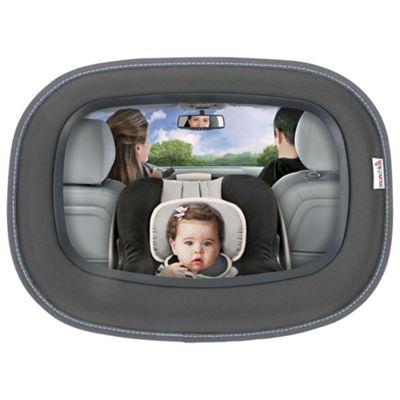 Buy munchkin baby insight mirror from our baby travel for Espejo para mirar bebe auto
