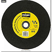 """Rolson Cutting Disc For Steel, 230mm (9"""")"""