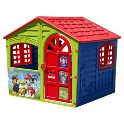 Paw Patrol The House of Fun Playhouse