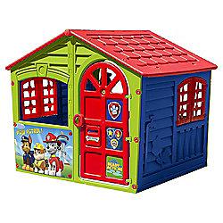 Paw Patrol The House Of Fun Playhouse