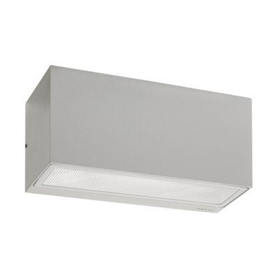 Aluminium Up/Down E27 - 1 x 60W E27