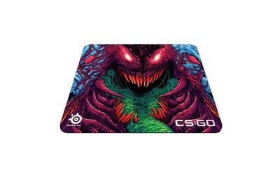 Steelseries QcK+ CS:GO Hyper Beast Limited Edition Gaming Surface