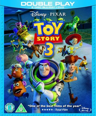 Toy Story 3 (Blu-Ray & DVD)