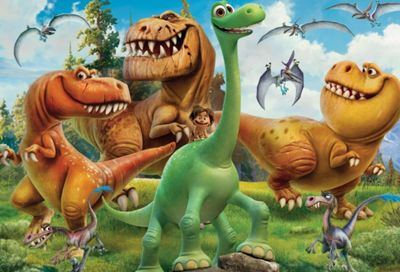 The Good Dinosaur - Disney - 104pc Puzzle