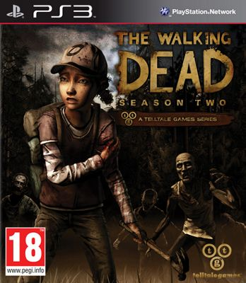 The Walking Dead Season 2 PS3