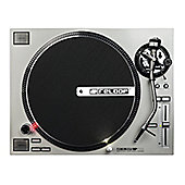 Reloop RP-7000 Silver - Professional High Torque Club Standard Turntable