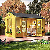 BillyOh Petra Tongue and Groove 12x8 T&G Reverse Apex Summerhouse