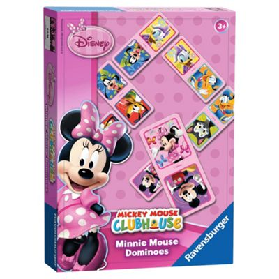 Ravensburger Minnie Mouse Dominoes