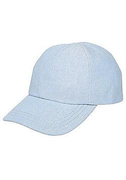 F&F Chambray Cap - Blue