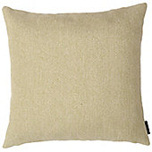 McAlister Sage Green Herringbone Cushion Cover - 43x43cm