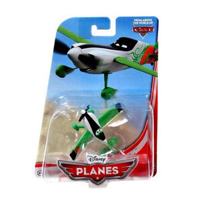 Disney Planes Die-cast Vehicle Zed
