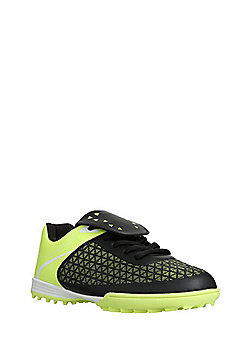F&F Geo Pattern Astroturf Micro-Fresh® Trainers - Multi