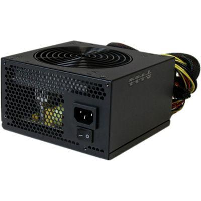 StarTech.com 500 Watt ATX12V 2.3 80 Plus Computer Power Supply w/ Active PFC