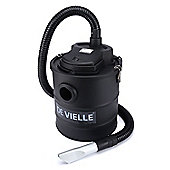 Ash Vacuum Cleaner Hoover for Fireplace & Wood Burner 20L 1200W by De Vielle