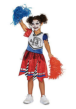 F&F Zombie Cheerleader - Red