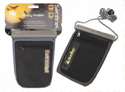 Summit Waterproof Body Wallet with Neck Cord