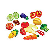 Slice and Play Velcro Vegetable Cutting Set