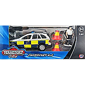 Teamsterz Emergency 4x4 Police Car