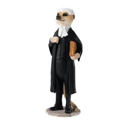 Enesco Magnificent Meerkats Kavanagh Figurine